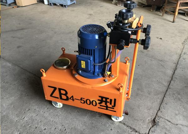 ZB4-500张拉油泵